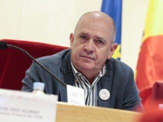 Gabriel del Pozo, secretario general de Cesm