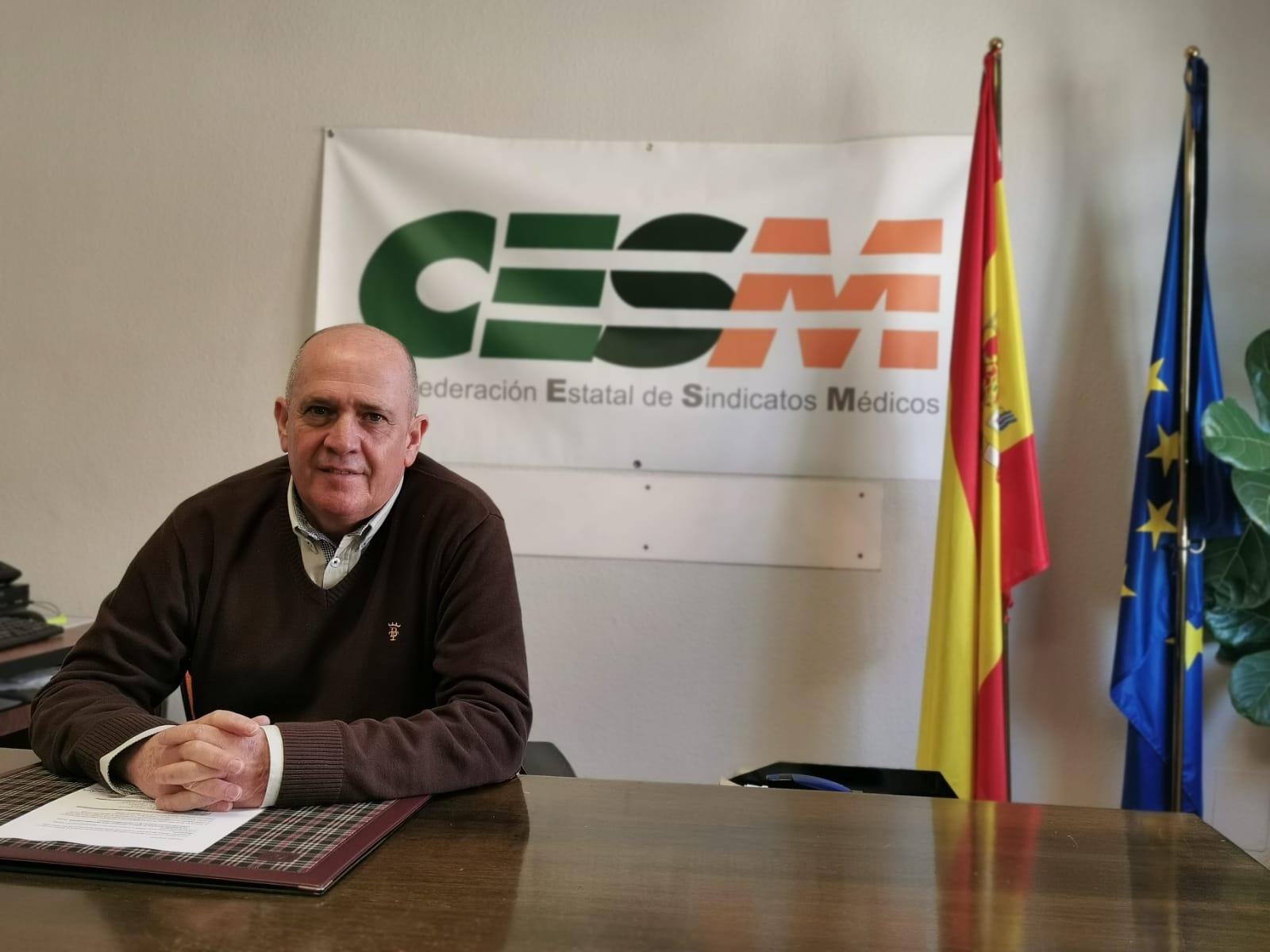 Secretario general de CESM