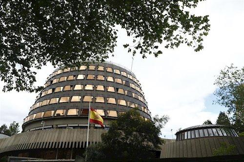 Exteriores del Tribunal Constitucional