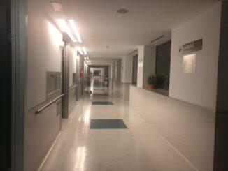 Centro hospitalario en Murcia