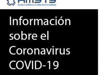 Medidas de protección frente al COVID19