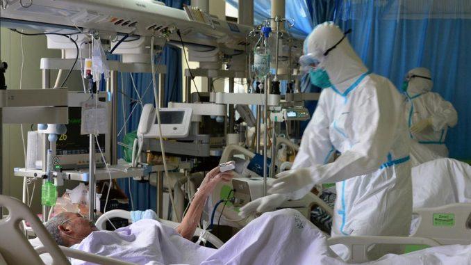 Médicos ante el coronavirus