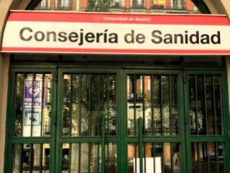 Consejería de Sanidad de la Comunidad de Madrid
