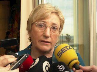 Ana Barceló, consellera de la Comunitat Valenciana