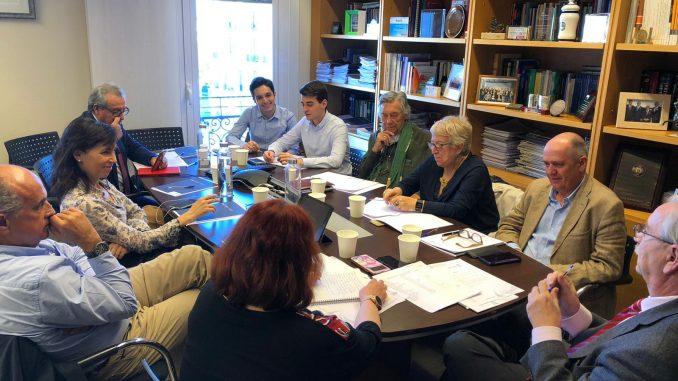 Reunión del Foro de la Profesión