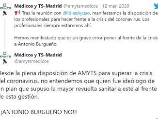 Tuit de AMYTS