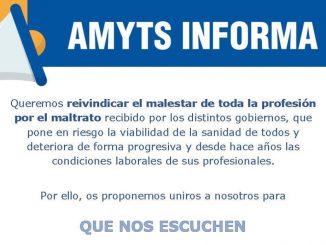 Convocatoria de AMYTS