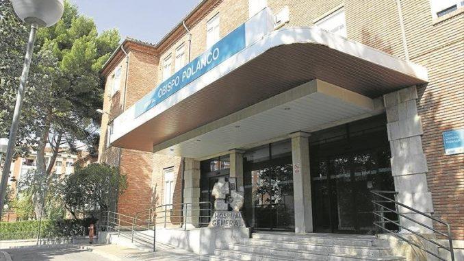 El Hospital Obispo Polanco en Teruel
