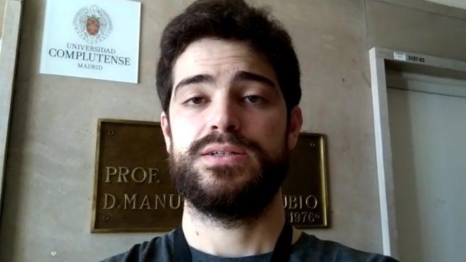 El presidente del Comité de Huelga de Madrid