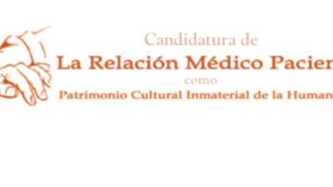 Imagen de la Candidatura de la Relación Médico-Paciente como Patrimonio de la Unesco