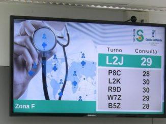Sistema de citas del Hospital de Almansa.