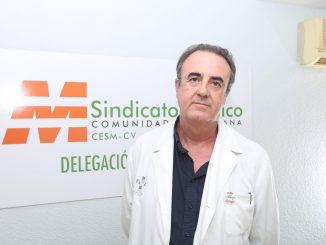 Víctor Pedrera, vicesecretario general de CESM