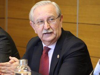 Serafín Romero, presidente del CGCOM