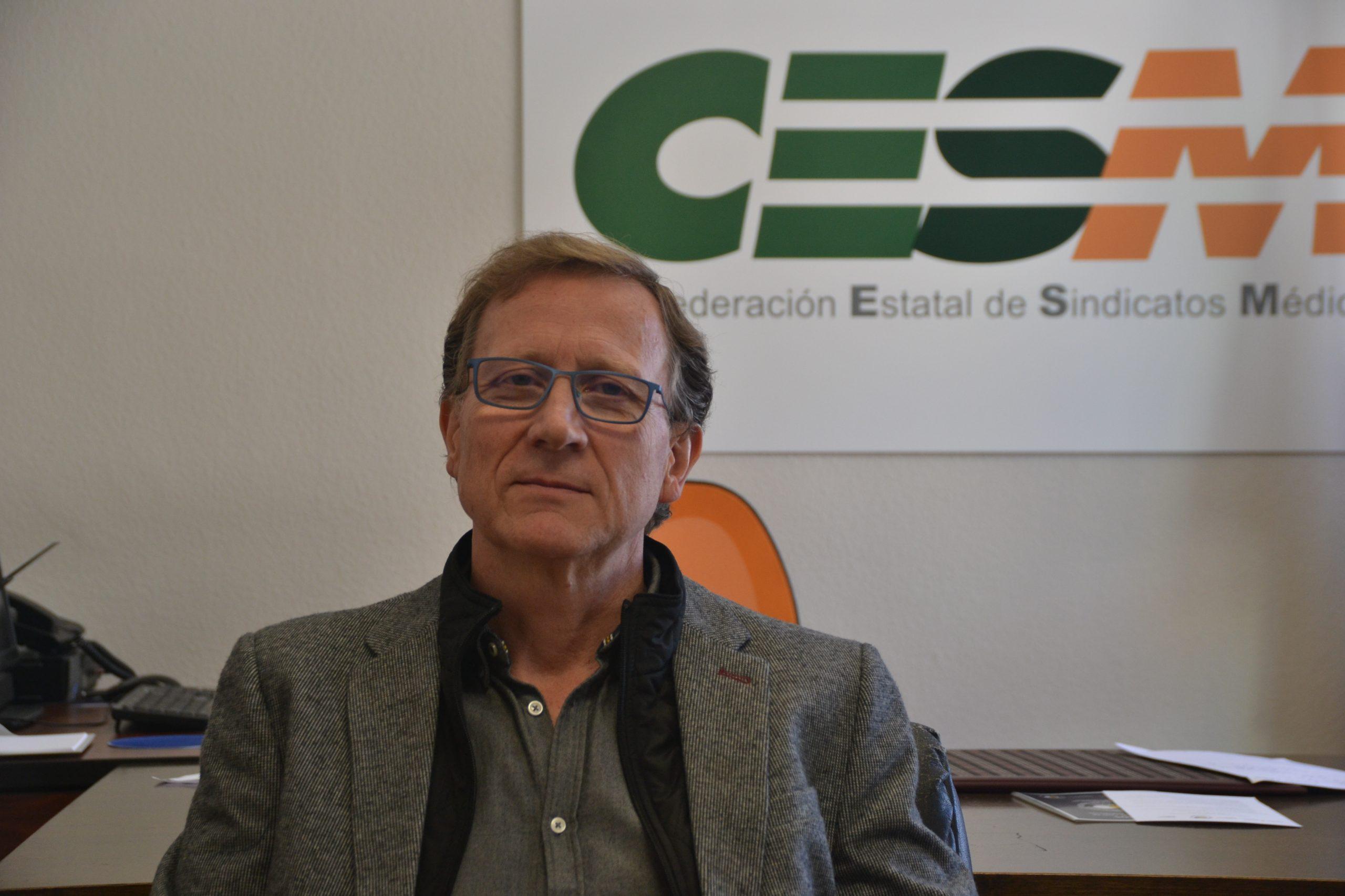 Responsable de CESM Prisiones