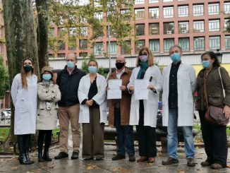 CESM y AMYTS registran en Madrid la petición de reunión