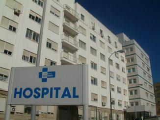 Imagen del Hospital de Ceuta