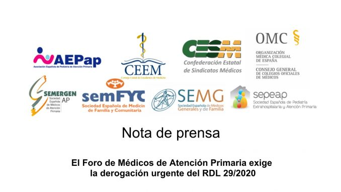 Foro de Médicos de Atención Primaria