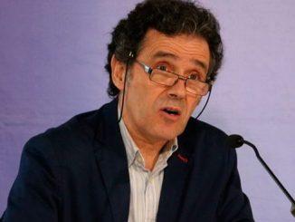 Álex Ramos, secretario general de Simecat.