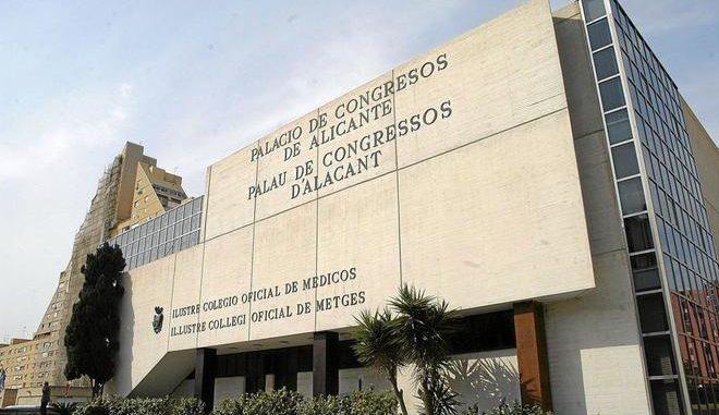 Colegio de Médicos de Alicante.