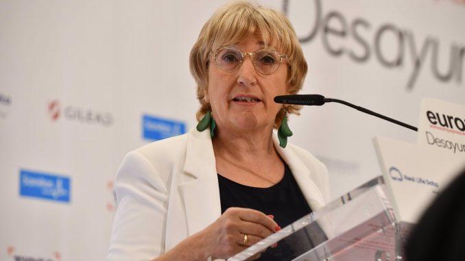 La consellera valenciana, Ana Barceló.