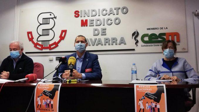 Los responsables del SMN en una rueda de prensa anterior.