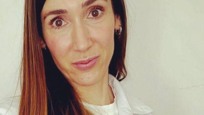 Sheila Justo, responsable de Médicos jóvenes y MIR de CESM.