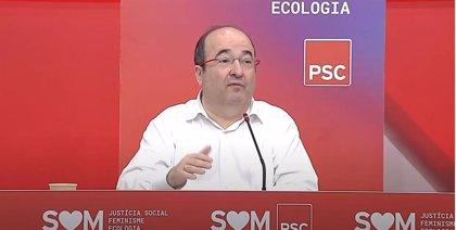 Miquel Iceta, ministro de Política Territorial y Función Pública