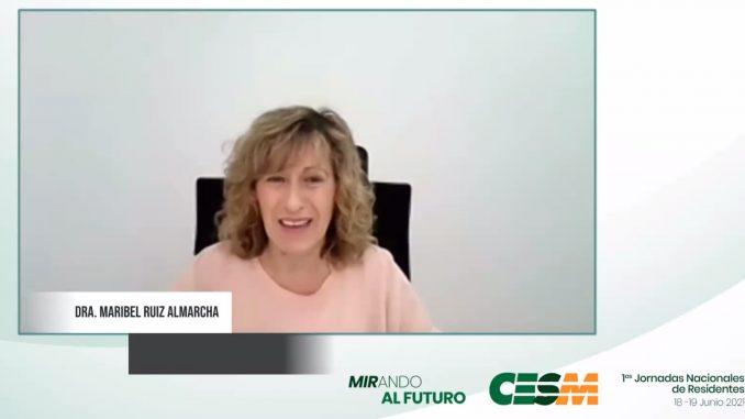 Maribel Ruiz, secretaria técnica de Formación de CESM.