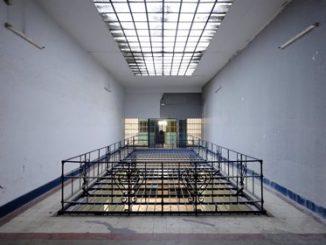 Imagen de una prisión española. EP.