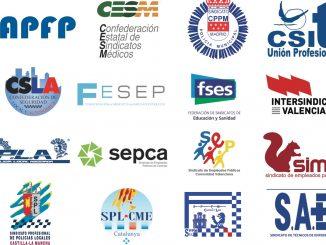 Organizaciones miembro de la Plataforma EBEP 36.3.
